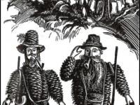 Fabián, duch Brd, a jeho lože na Babě